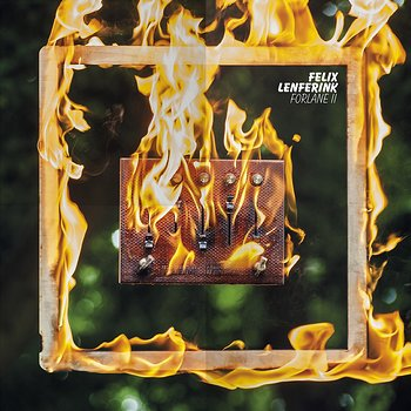Cover art - Felix Lenferink: Forlane II