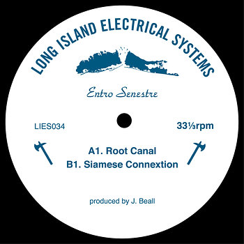 Cover art - Entro Senestre: Root Canal