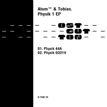 Cover art - Atom™ & Tobias: Physik 1 EP