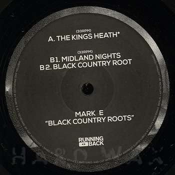 Cover art - Mark E: Black Country Roots
