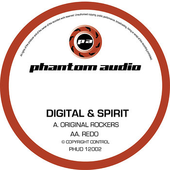 Cover art - Digital & Spirit: Original Rockers