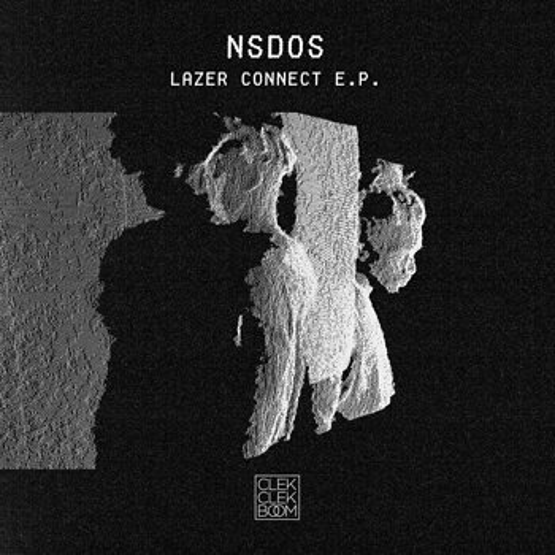Cover art - NSDOS: Lazer Connect EP