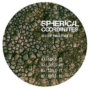 Cover art - Spherical Coordinates: Vector Projection EP