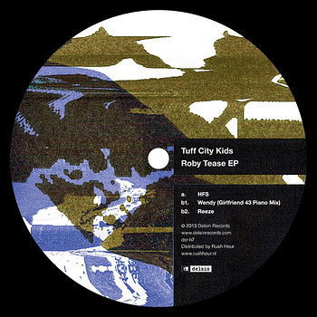 Cover art - Tuff City Kids: Roby Tease