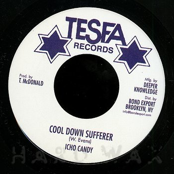 Cover art - Icho Candy: Cool Down Sufferer