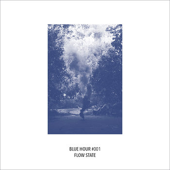 Cover art - Blue Hour: Flow State