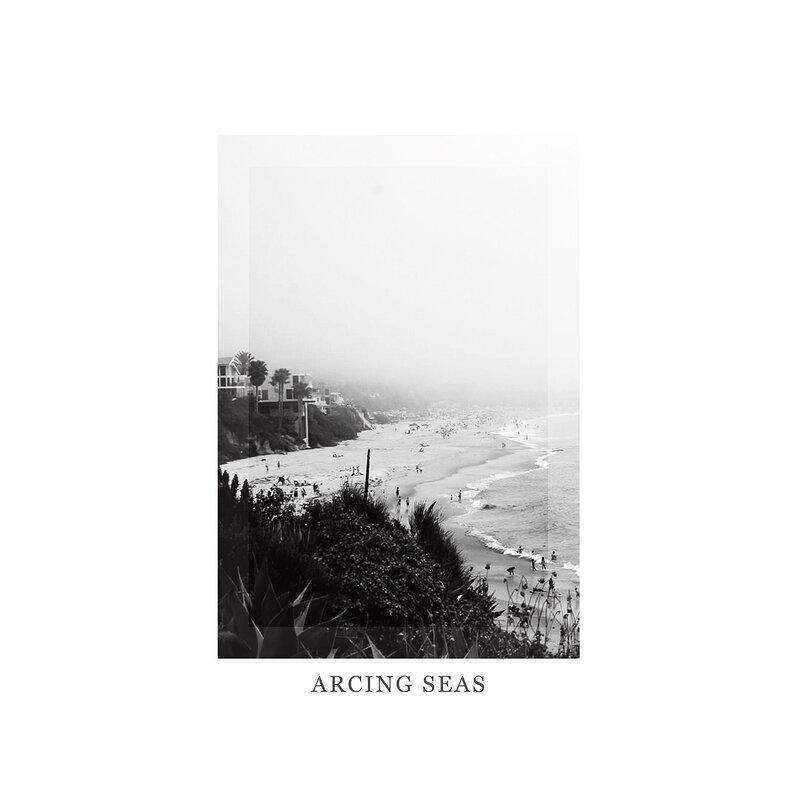 Cover art - Arcing Seas: Ophidian