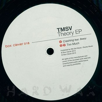 Cover art - TMSV: Theory EP