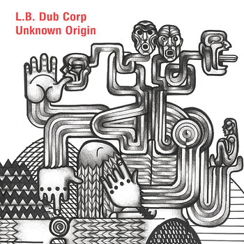 Cover art - L.B. Dub Corp: Unknown Origin