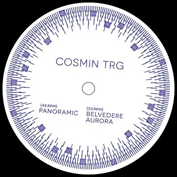 Cover art - Cosmin TRG: Panoramic
