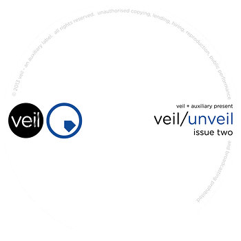 Cover art - Various Artists: Veil / Unveil Issue Two