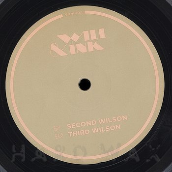 Cover art - Will & Ink: Wilson