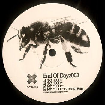 Cover art - NX1: End Of Dayz 003new
