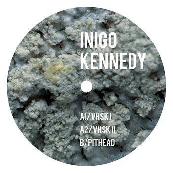 Cover art - Inigo Kennedy: VHSK
