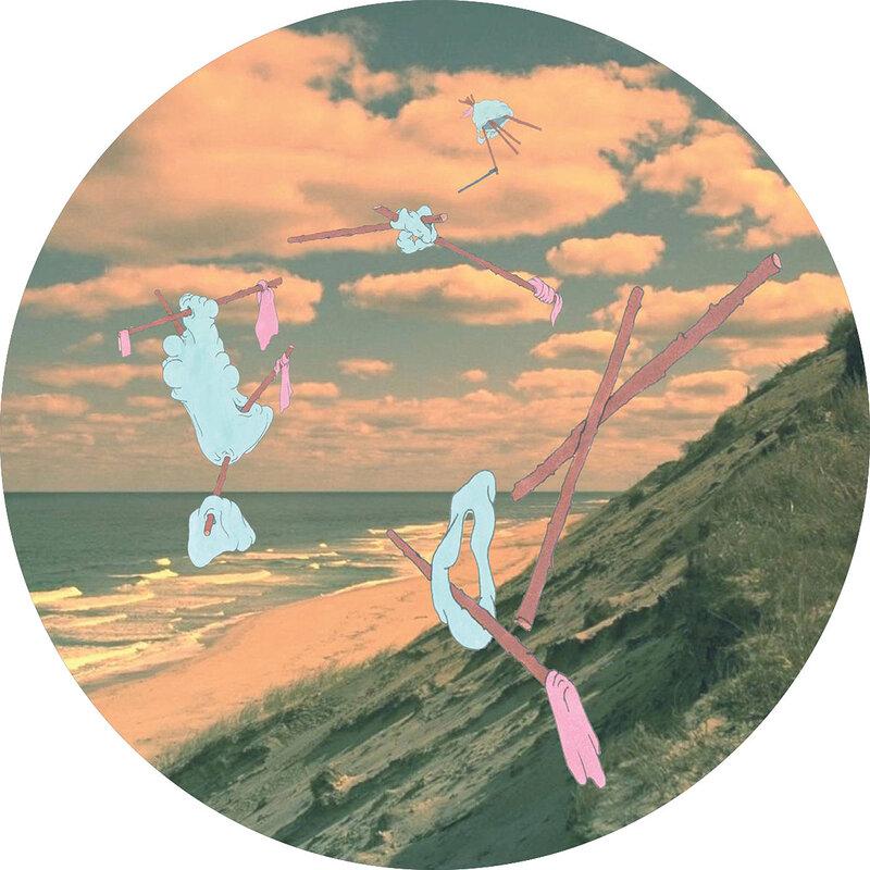 Cover art - Johanna Knutsson & Hans Berg: I Buy Pink Sheet