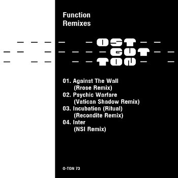 Cover art - Function: Remixes