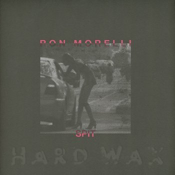 Cover art - Ron Morelli: Spit
