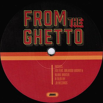 Cover art - Fix: From The Ghetto
