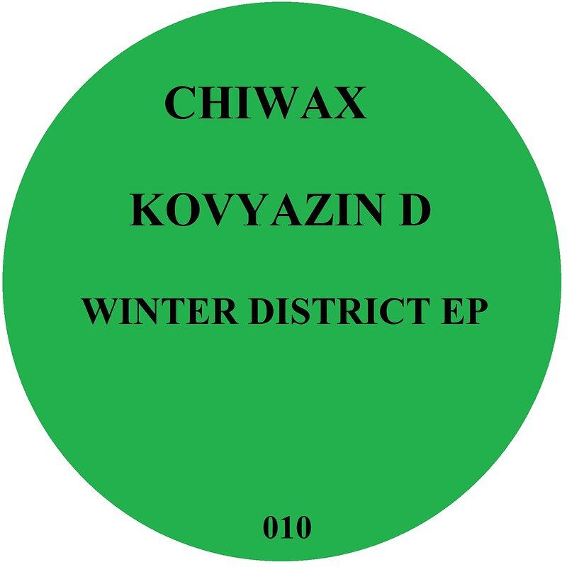 Cover art - Kovyazin D: Winter District EP