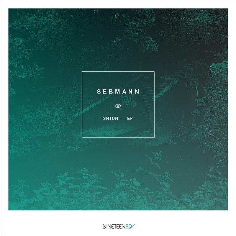 Cover art - Sebmann: Shtun EP