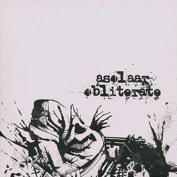 Cover art - Asolaar: Obliterate