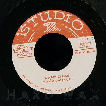 Cover art - Charlie Organaire: Bad Boy Charlie