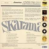 Cover art - Various Artists: Jamaican Skarama