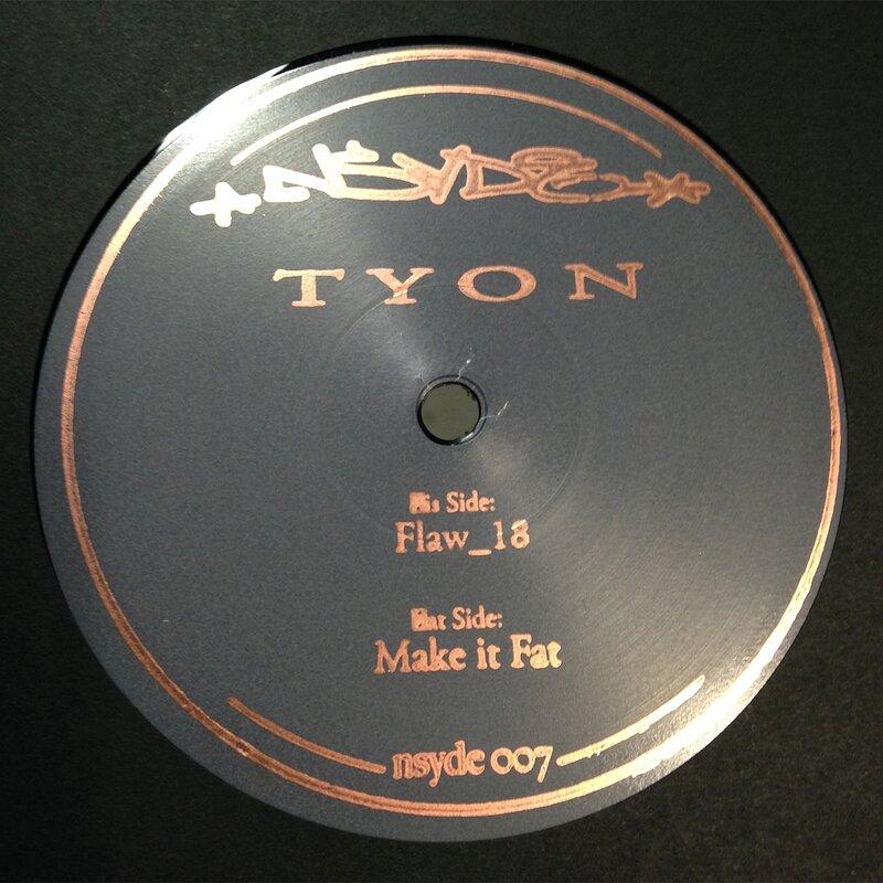 Cover art - Tyon: Flaw 18