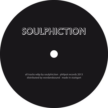 Cover art - Soulphiction: Live Jamz 1