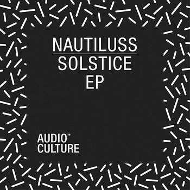 Cover art - Nautiluss: Solstice EP