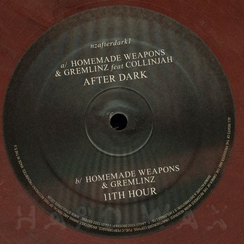 Cover art - Homemade Weapons & Gremlinz: After Dark EP Part 1