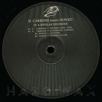 Cover art - D. Carbone meets Honzo: In A Bipolar Disorder