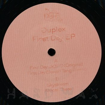 Cover art - Duplex: First Day EP
