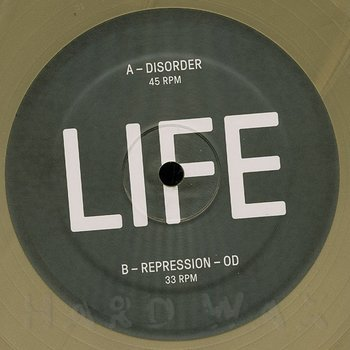 Cover art - R-A-G: Life