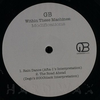 Cover art - GB: Within These Machines Modifcations