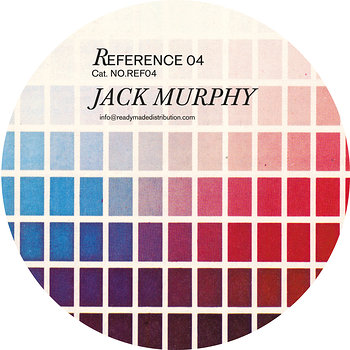 Cover art - Jack Murphy: Reference 04