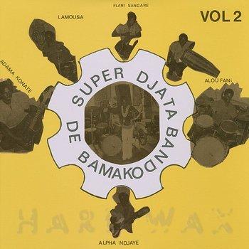 Cover art - Super Djata De Bamako: Vol. 2 Yellow
