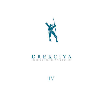 Cover art - Drexciya: Journey Of The Deep Sea Dweller IV