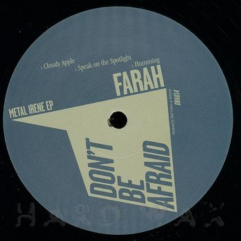 Cover art - Farah: Metal Irene EP