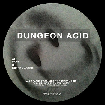 Cover art - Dungeon Acid: Move