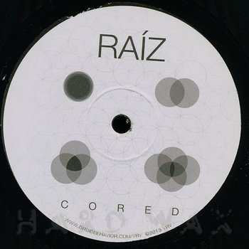Cover art - Raíz: Cored