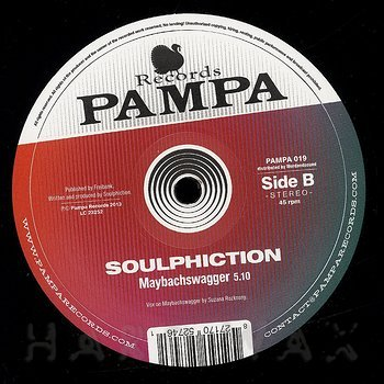 Cover art - Soulphiction: When Radio Was Boss