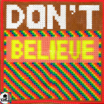 Cover art - Henry Rodrick: Don't Believe