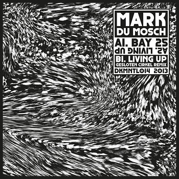 Cover art - Mark Du Mosch: Bay 25