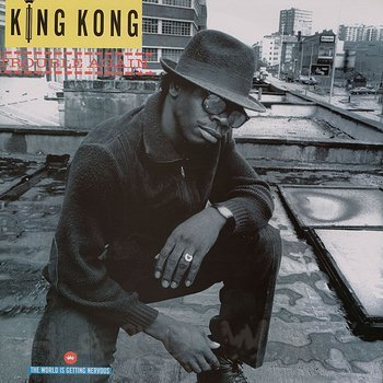 Cover art - King Kong: Trouble Again