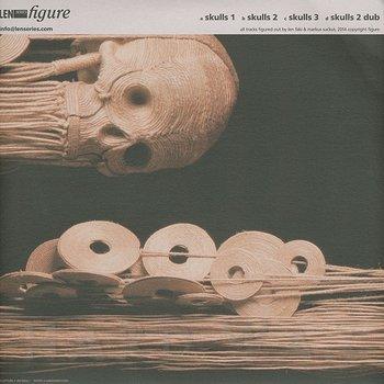 Cover art - Len Faki & Markus Suckut: Skulls