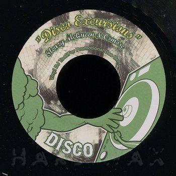Cover art - Sleazy McQueen & Osmose: Disco Excursions