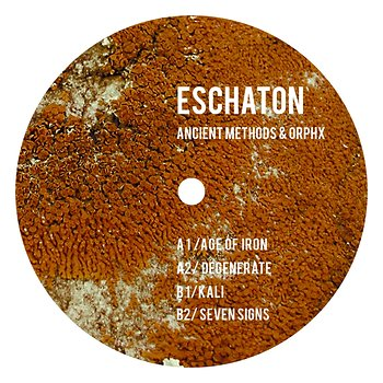 Cover art - Eschaton: EP