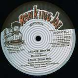 Cover art - Dennis Brown: Slave Driver