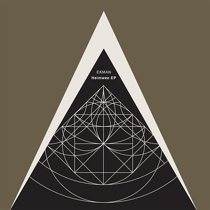 Cover art - Ekman: Heimwee EP